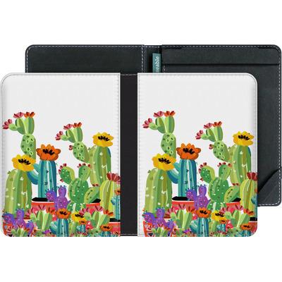 tolino vision 4 HD eBook Reader Huelle - Cacti Land von Mukta Lata Barua
