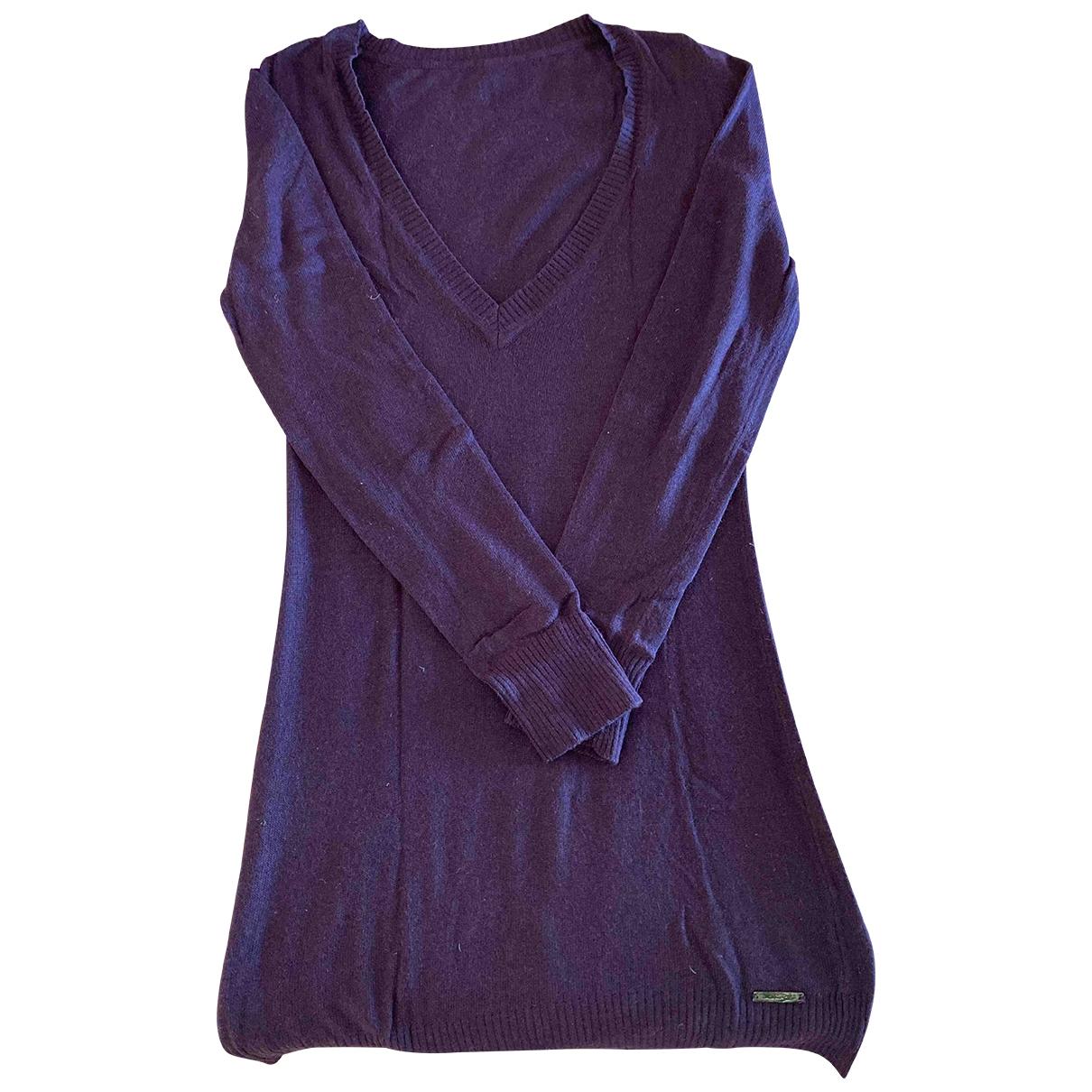 Liu.jo - Pull   pour femme - violet