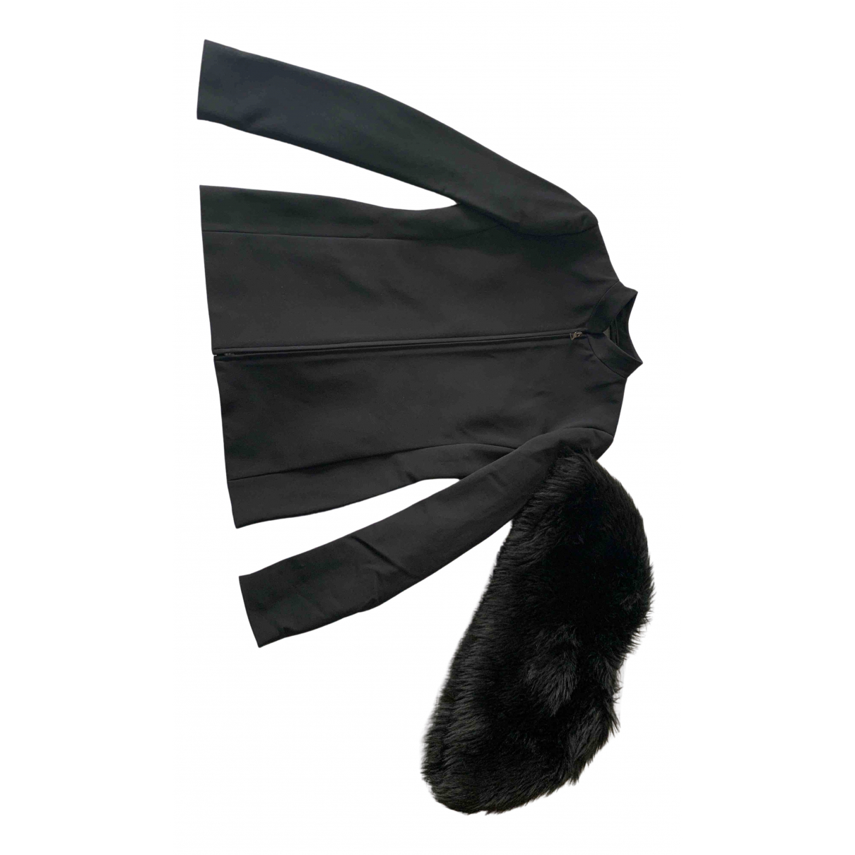 Prada N Black jacket for Women 44 IT