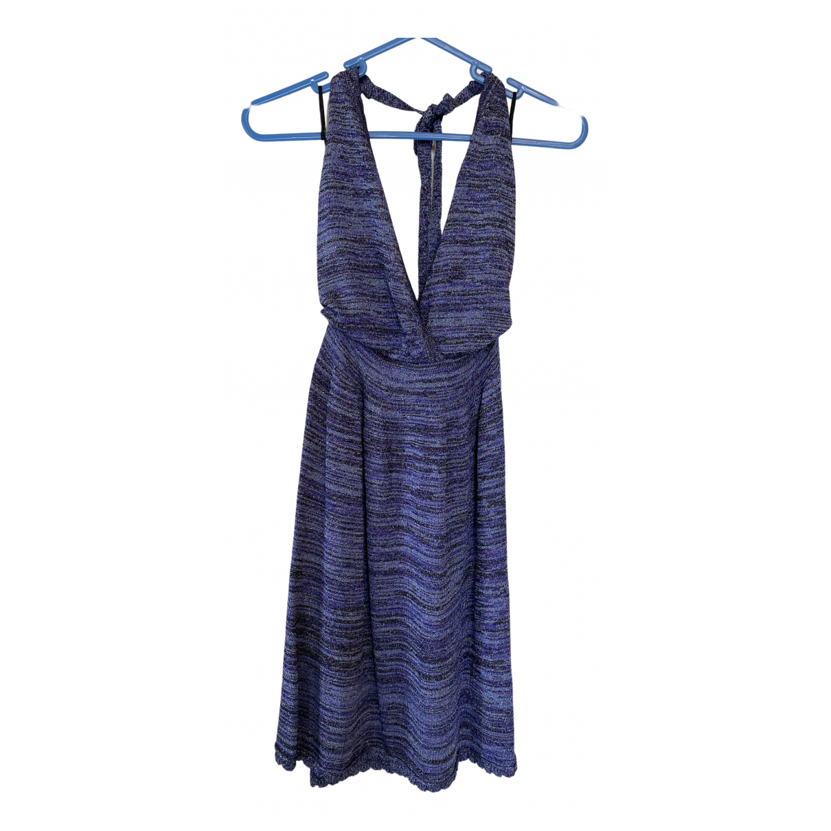 M Missoni N Purple dress for Women 40 FR