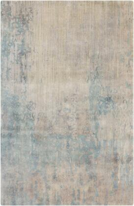 Watercolor WAT-5000 2' x 3' Rectangle Modern Rugs in