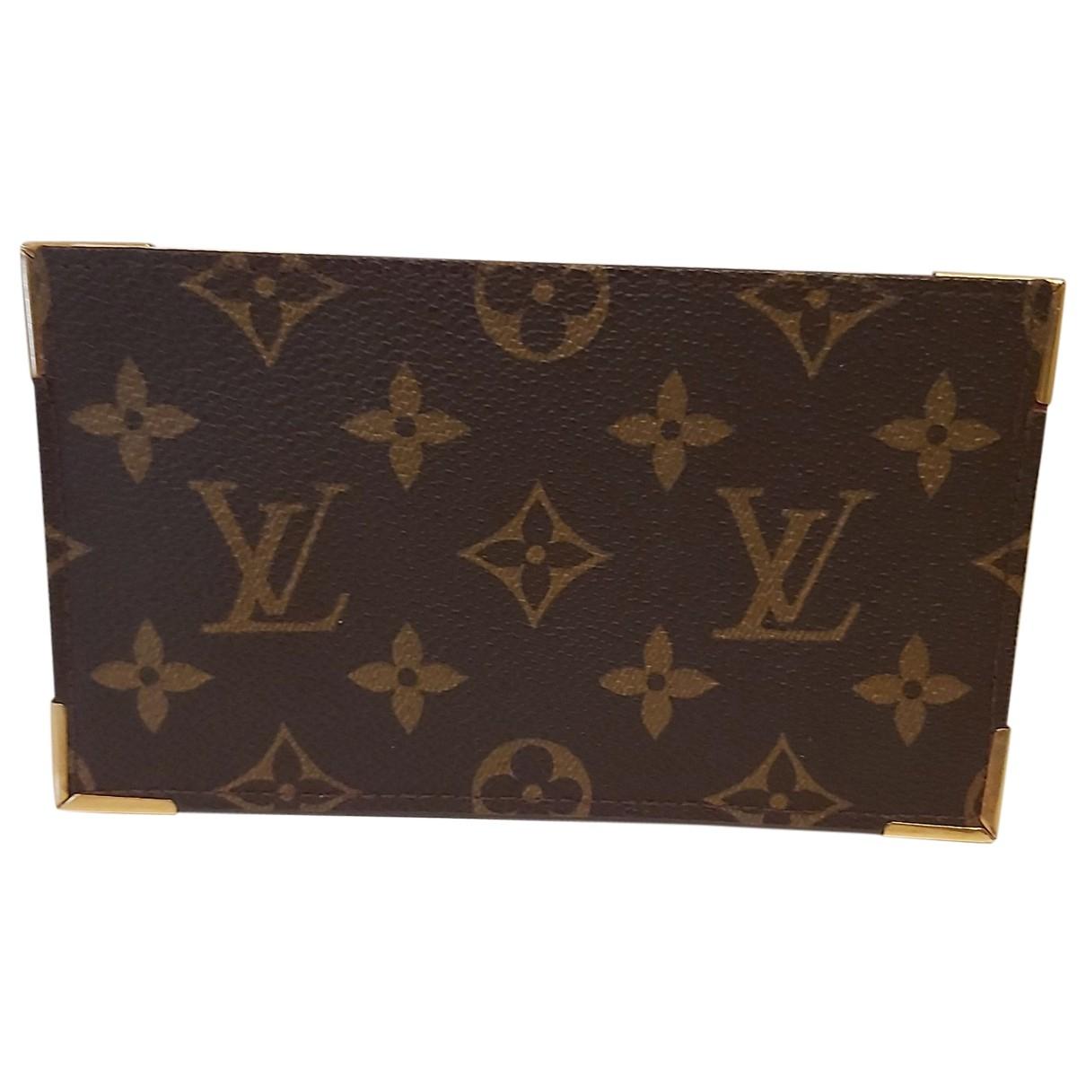 Material de oficina de Lona Louis Vuitton