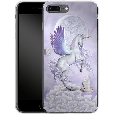Apple iPhone 8 Plus Silikon Handyhuelle - Selina Fenech - Moonshine von TATE and CO