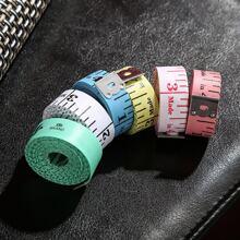 3 piezas cinta metrica de color al azar
