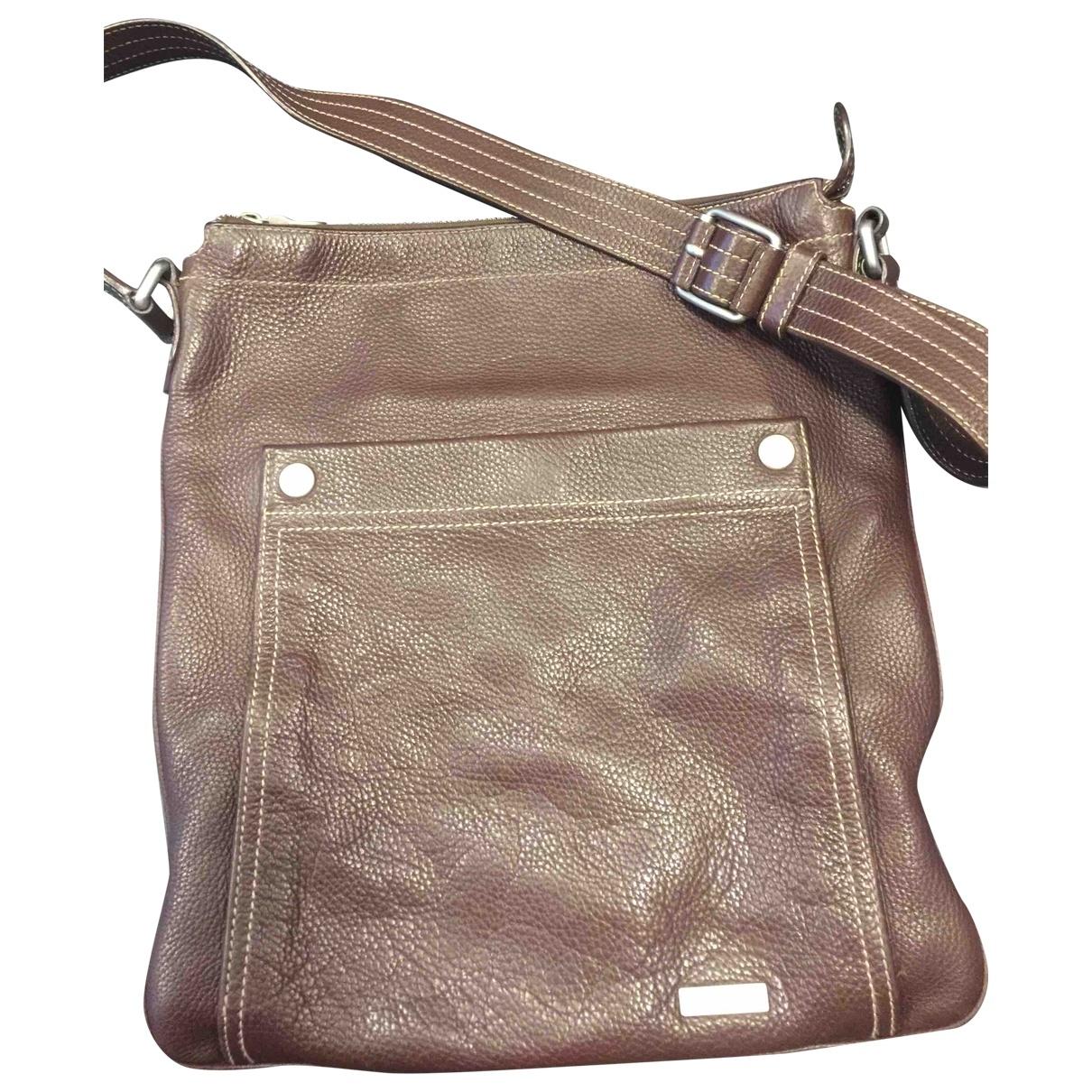 Bally \N Taschen in  Braun Leder