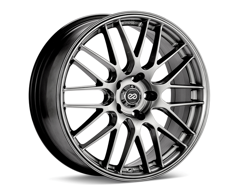 Enkei EKM3 Wheel Performance Series Hyper Silver 18x8 5x110 40mm