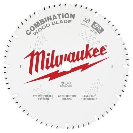 Milwaukee 12 in. 60T Combination Circular Saw Blade