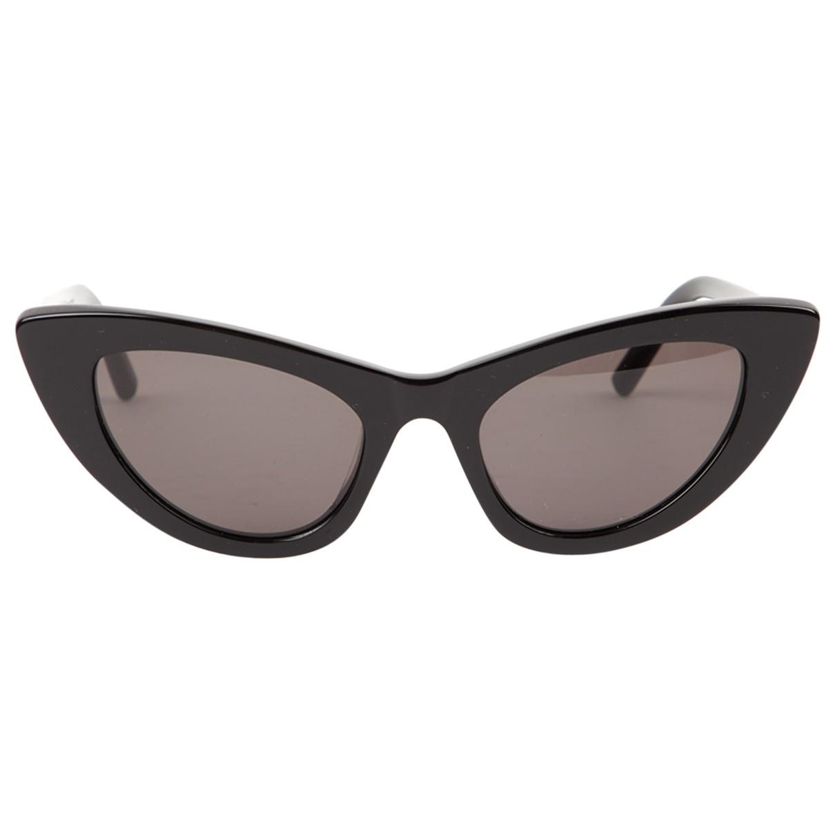 Saint Laurent Lily Black Sunglasses for Women \N