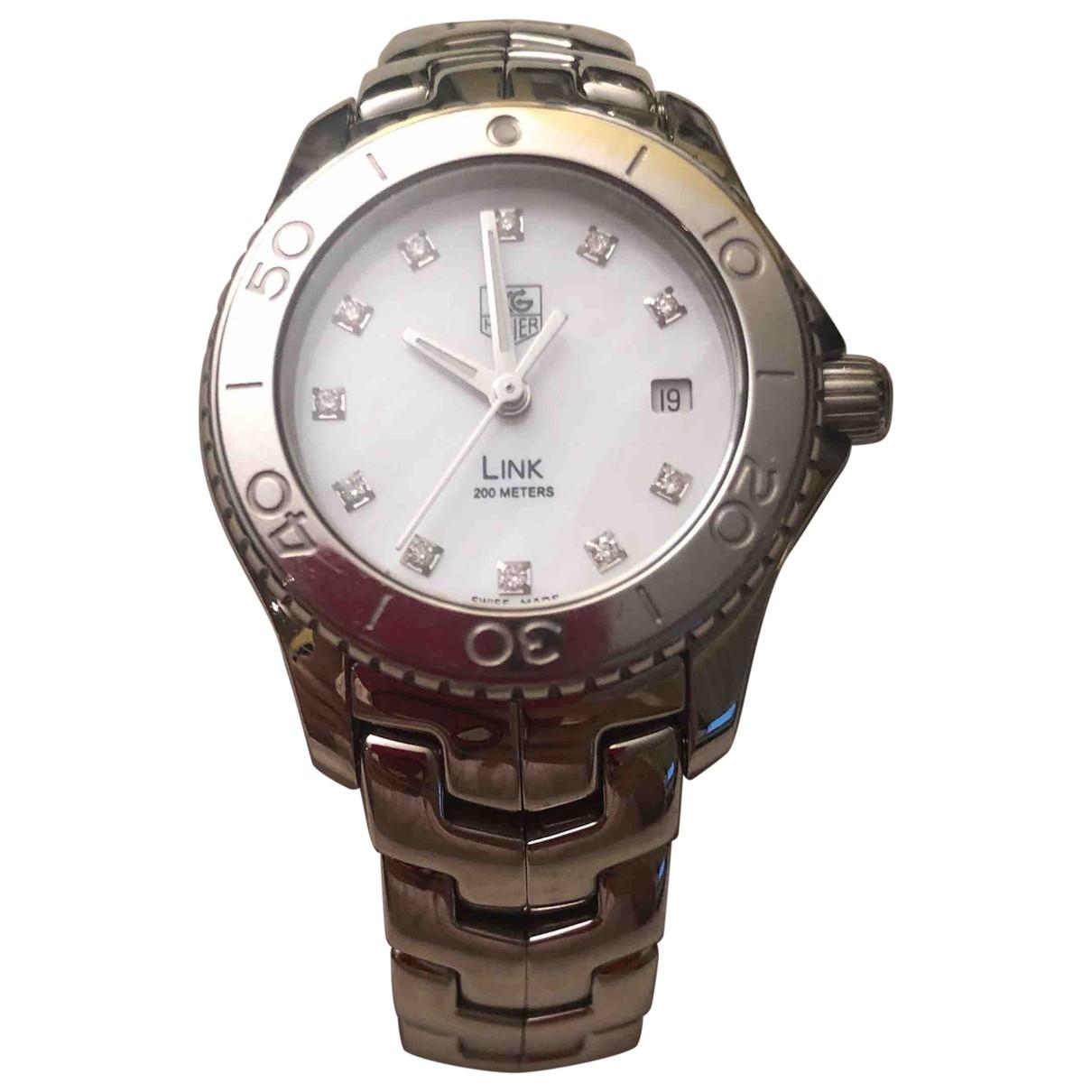 Reloj Link Lady Tag Heuer