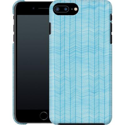 Apple iPhone 8 Plus Smartphone Huelle - Fishbone von caseable Designs