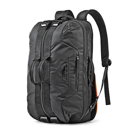 High Sierra Dells Canyon Duffel Bag, One Size , Black