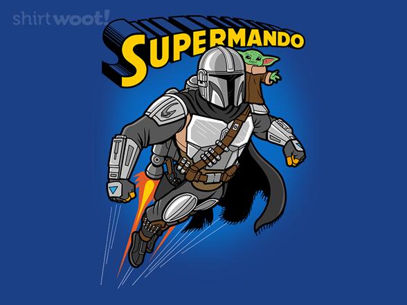 Supermando T Shirt