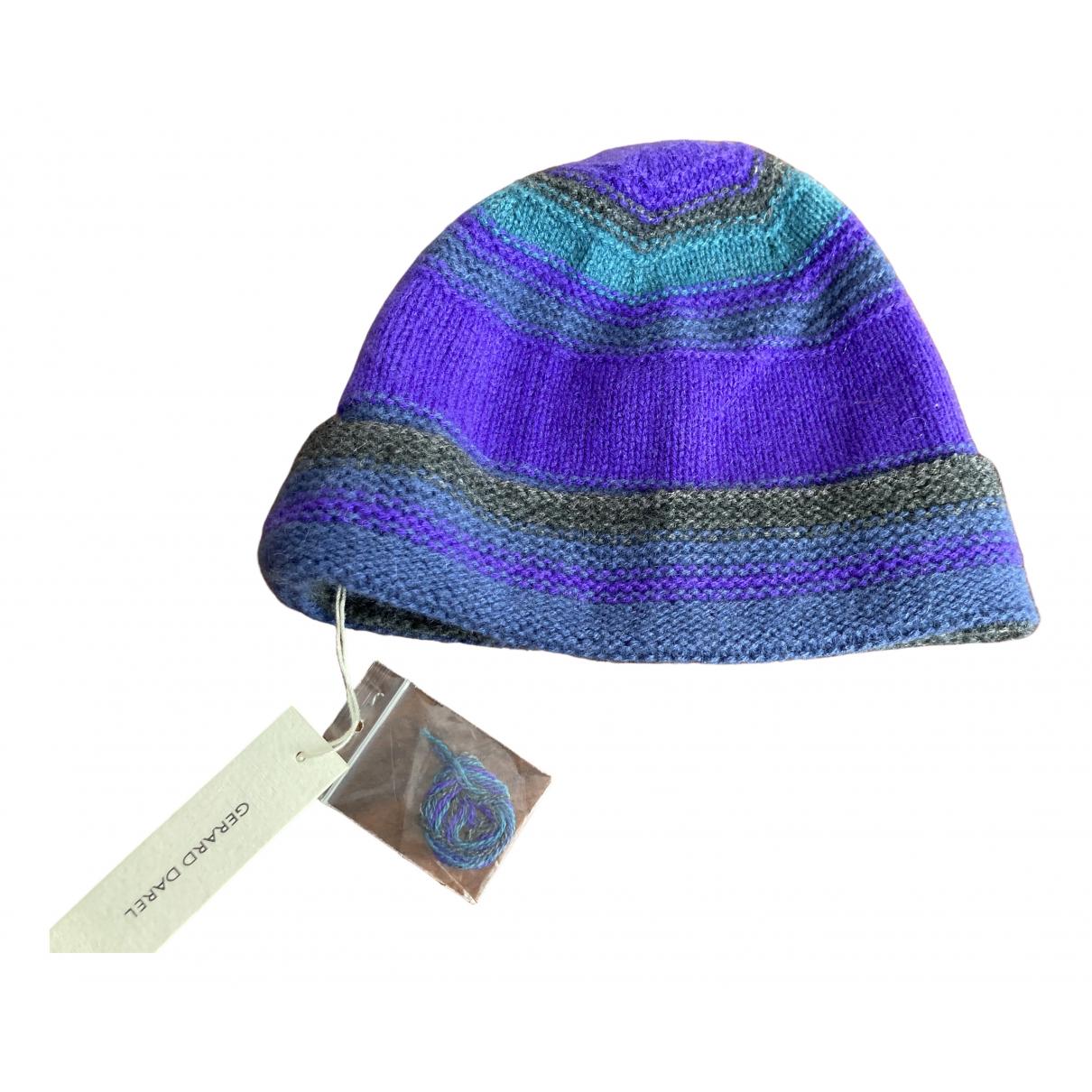 Gerard Darel N Multicolour Cashmere hat for Women S International