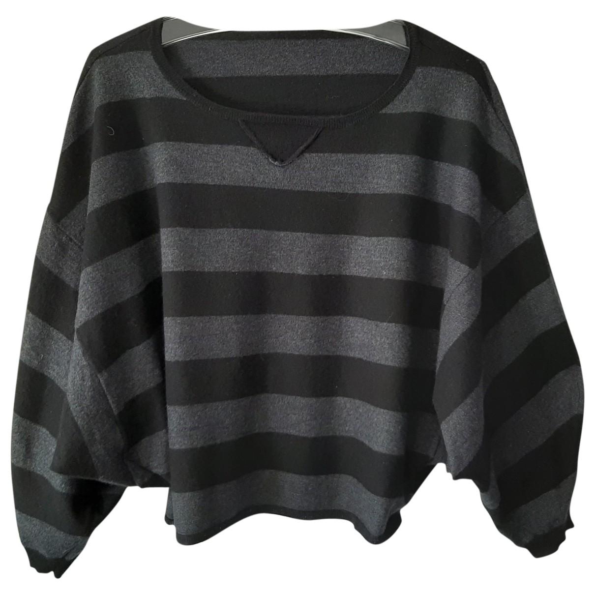 Joie \N Grey Wool Knitwear for Women 36 FR