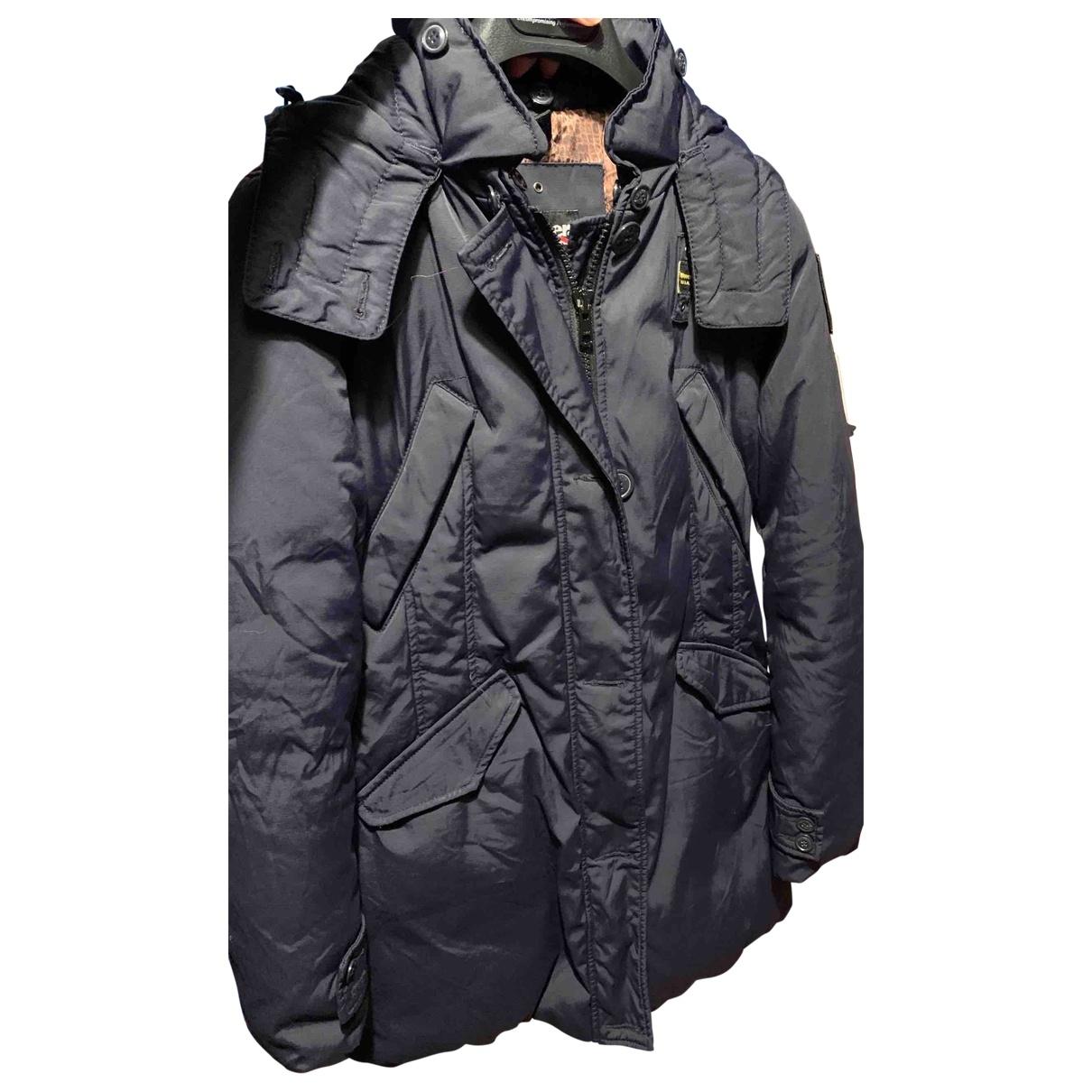 Blauer \N Blue coat for Women 40 IT