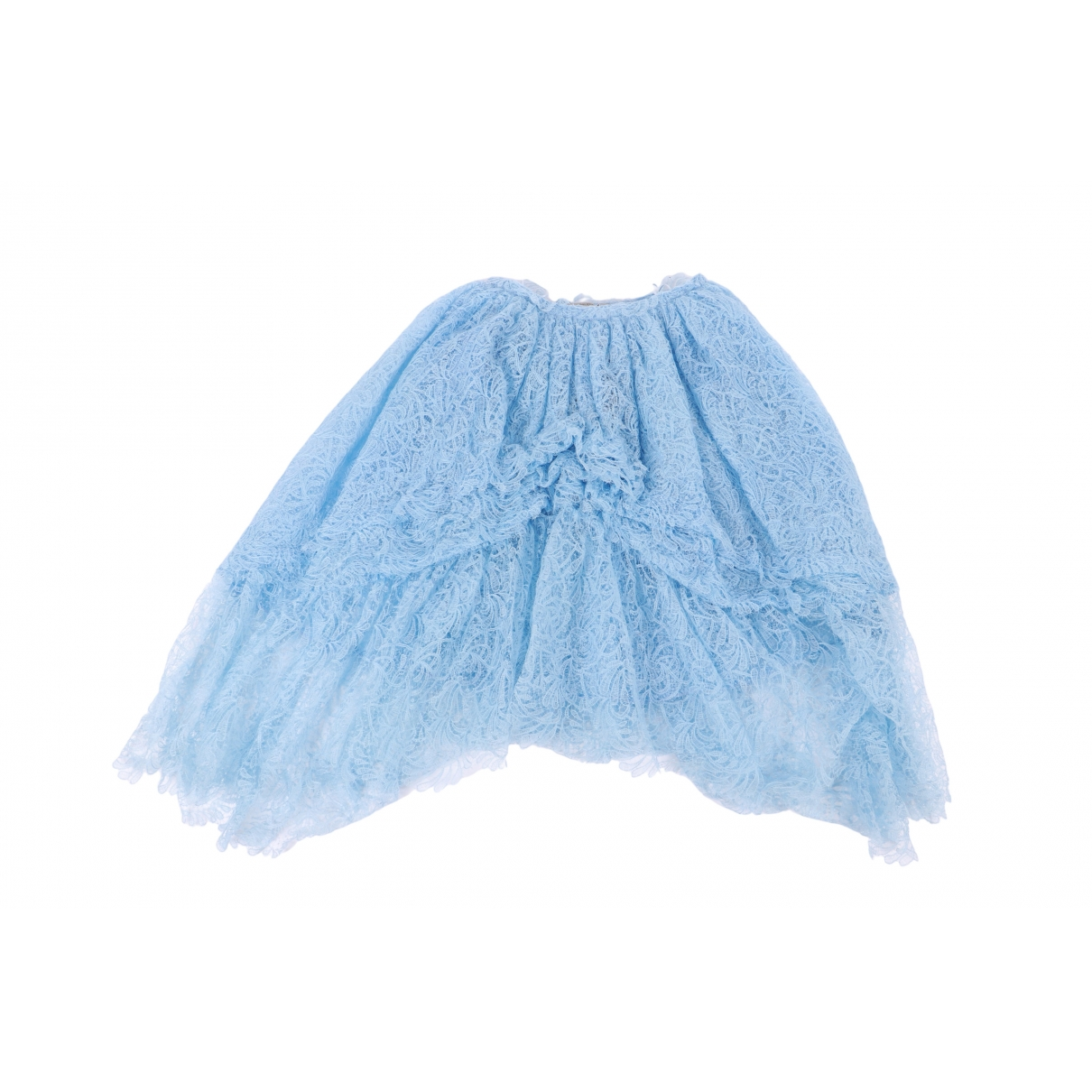 Ermanno Scervino - Jupe   pour femme - bleu