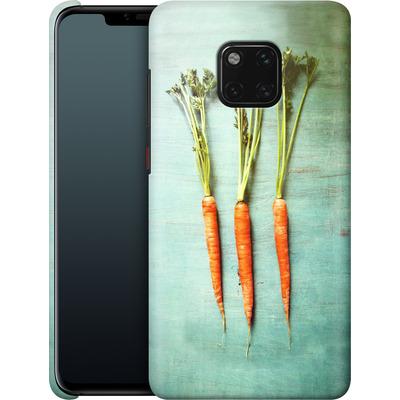 Huawei Mate 20 Pro Smartphone Huelle - Three Carrots von Joy StClaire