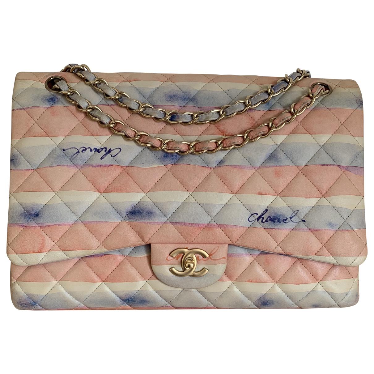 Chanel Timeless/Classique Multicolour Leather handbag for Women \N