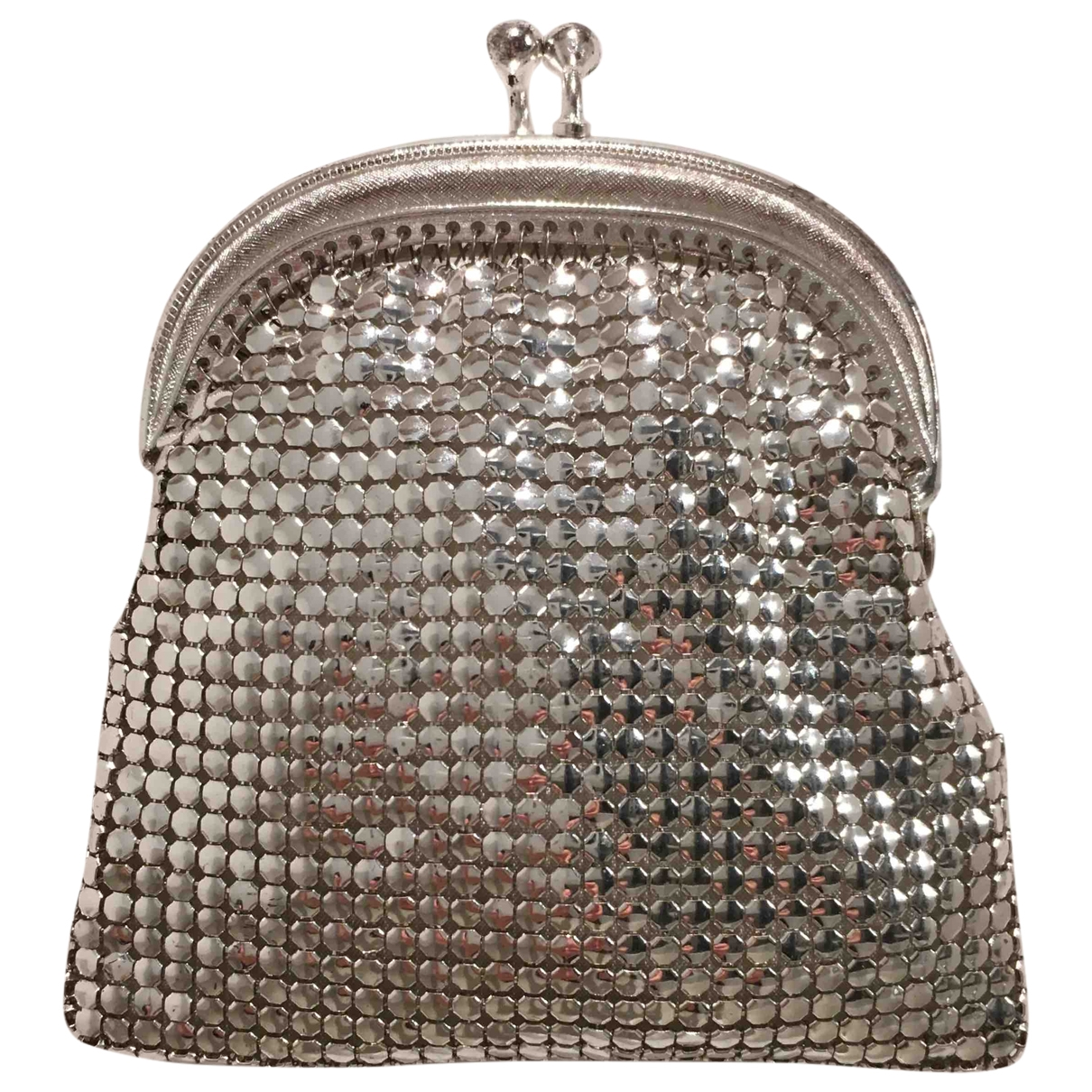 Non Signé / Unsigned \N Silver Purses, wallet & cases for Women \N