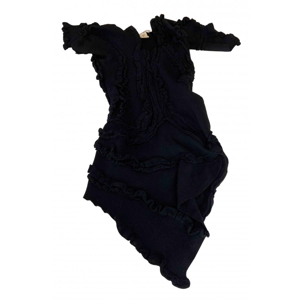 Comme Des Garcons - Top   pour femme en laine - noir