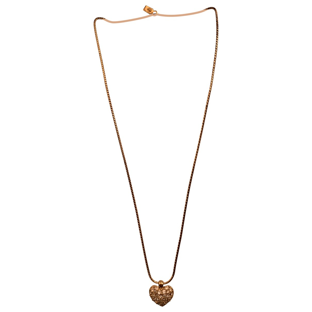 Swarovski N Gold Gold plated necklace for Women N
