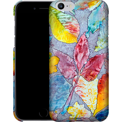 Apple iPhone 6s Plus Smartphone Huelle - Spring Drawing Meditation von Kaitlyn Parker