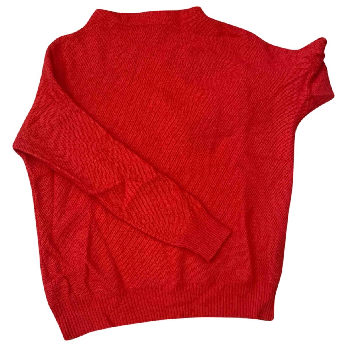 Set \N Red Knitwear for Women 38 FR