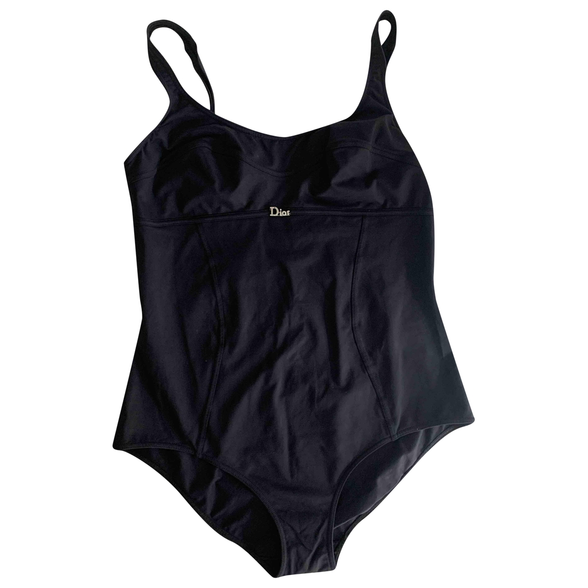 Dior \N Badeanzug in  Schwarz Polyester