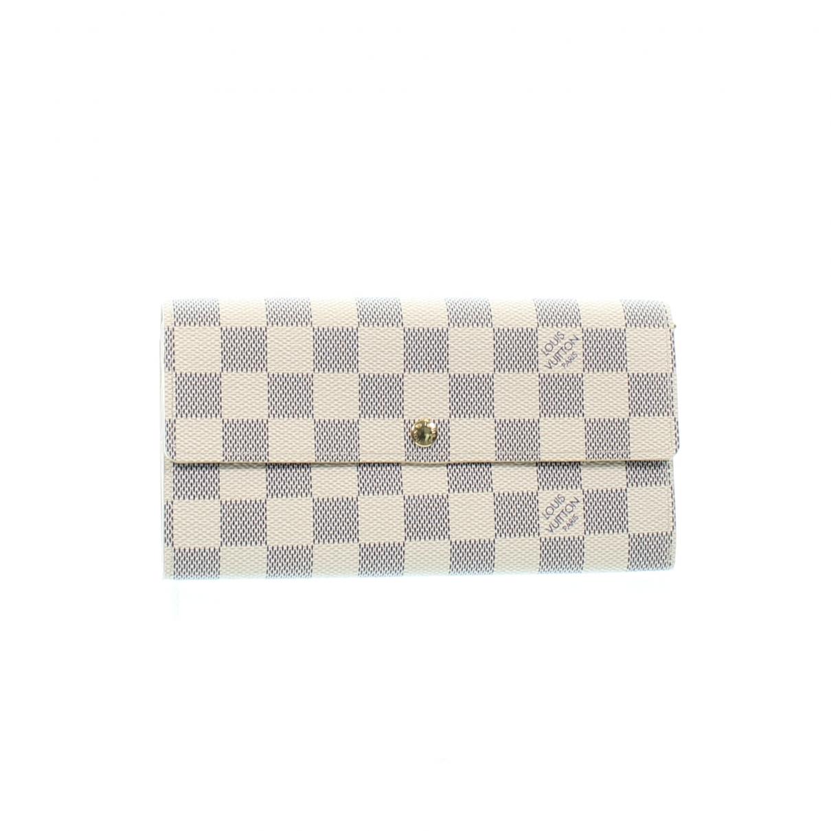 Louis Vuitton Sarah Multicolour Leather wallet for Women \N