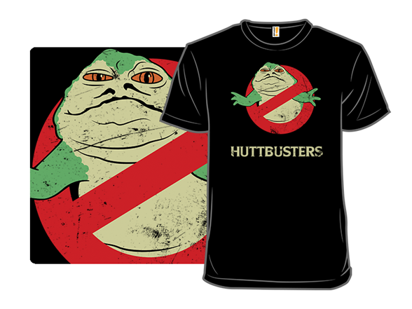 Huttbusters T Shirt