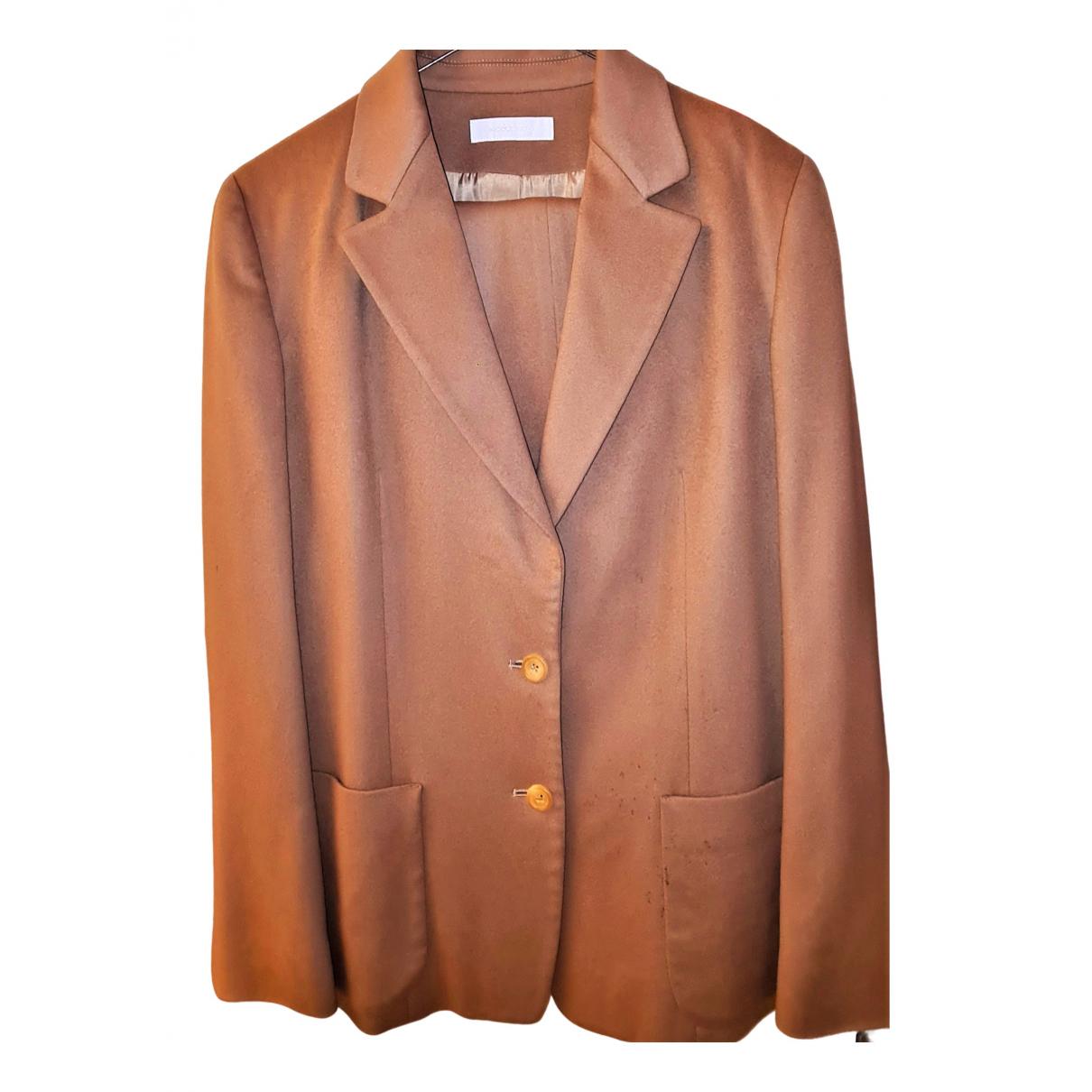 Nicole Farhi N Camel Cashmere jacket for Women 10 UK