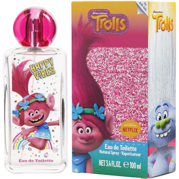 Trolls - Air Val International Eau de Toilette Spray 100 ml