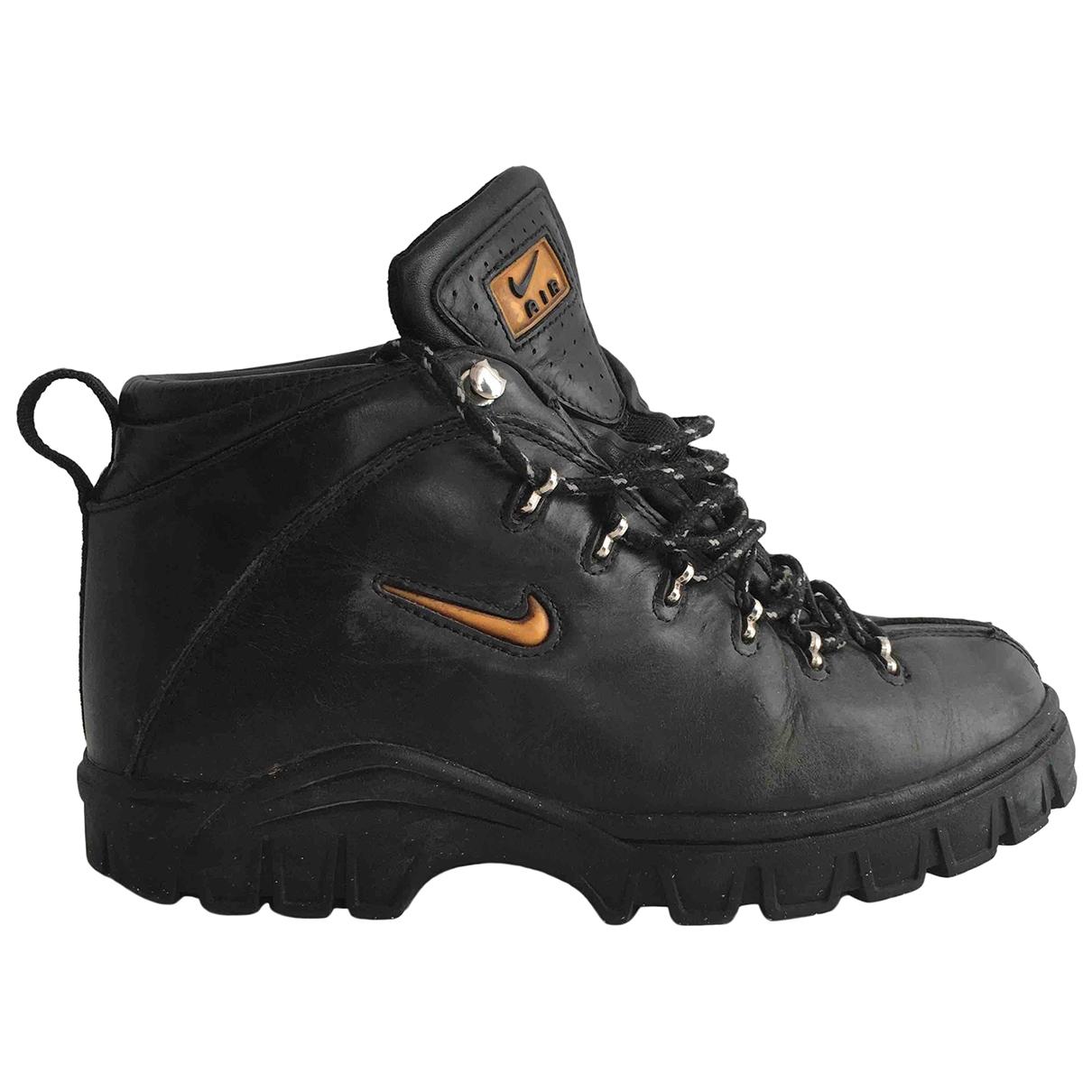Botas de Cuero Nike Acg