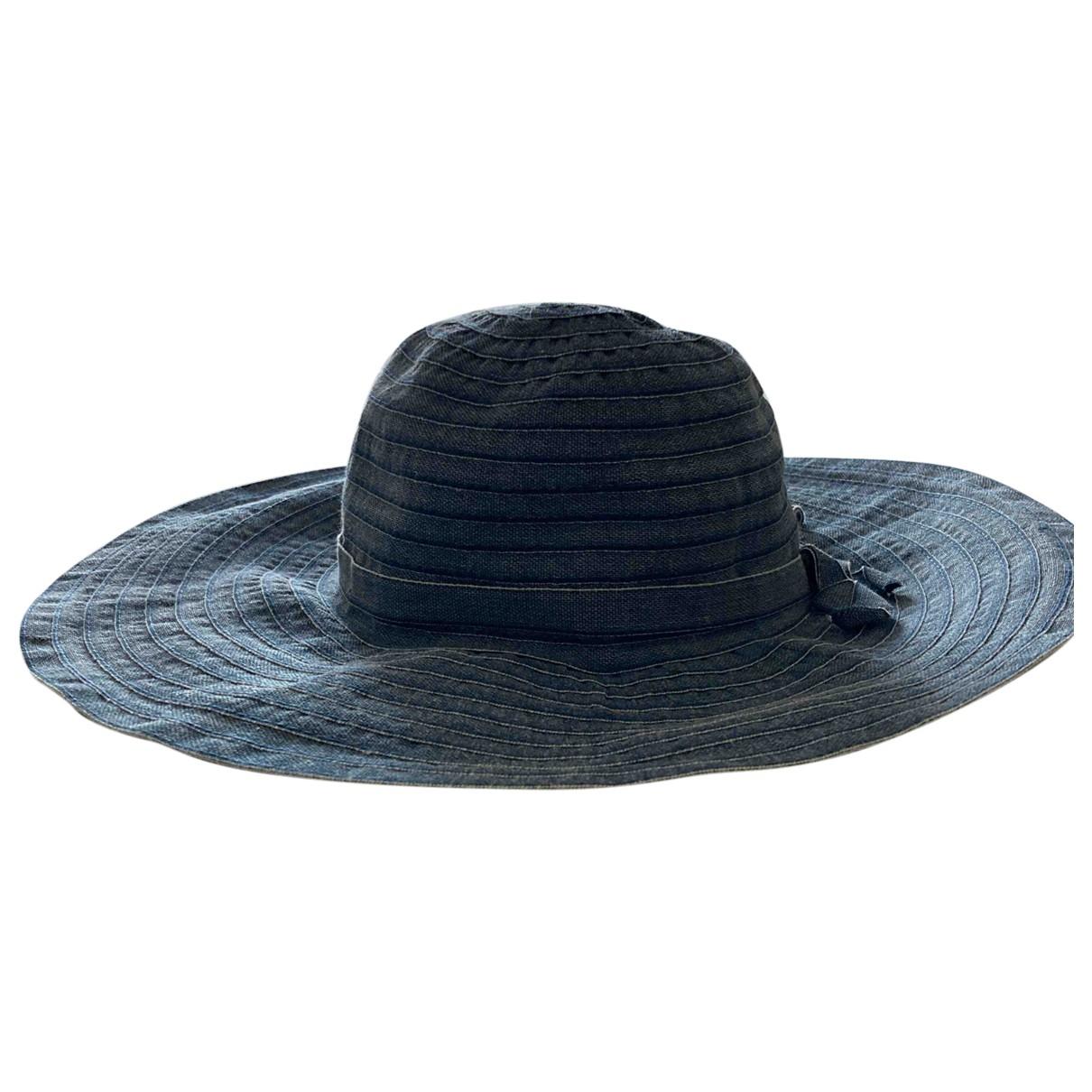 Furla N Blue hat for Women 59 cm
