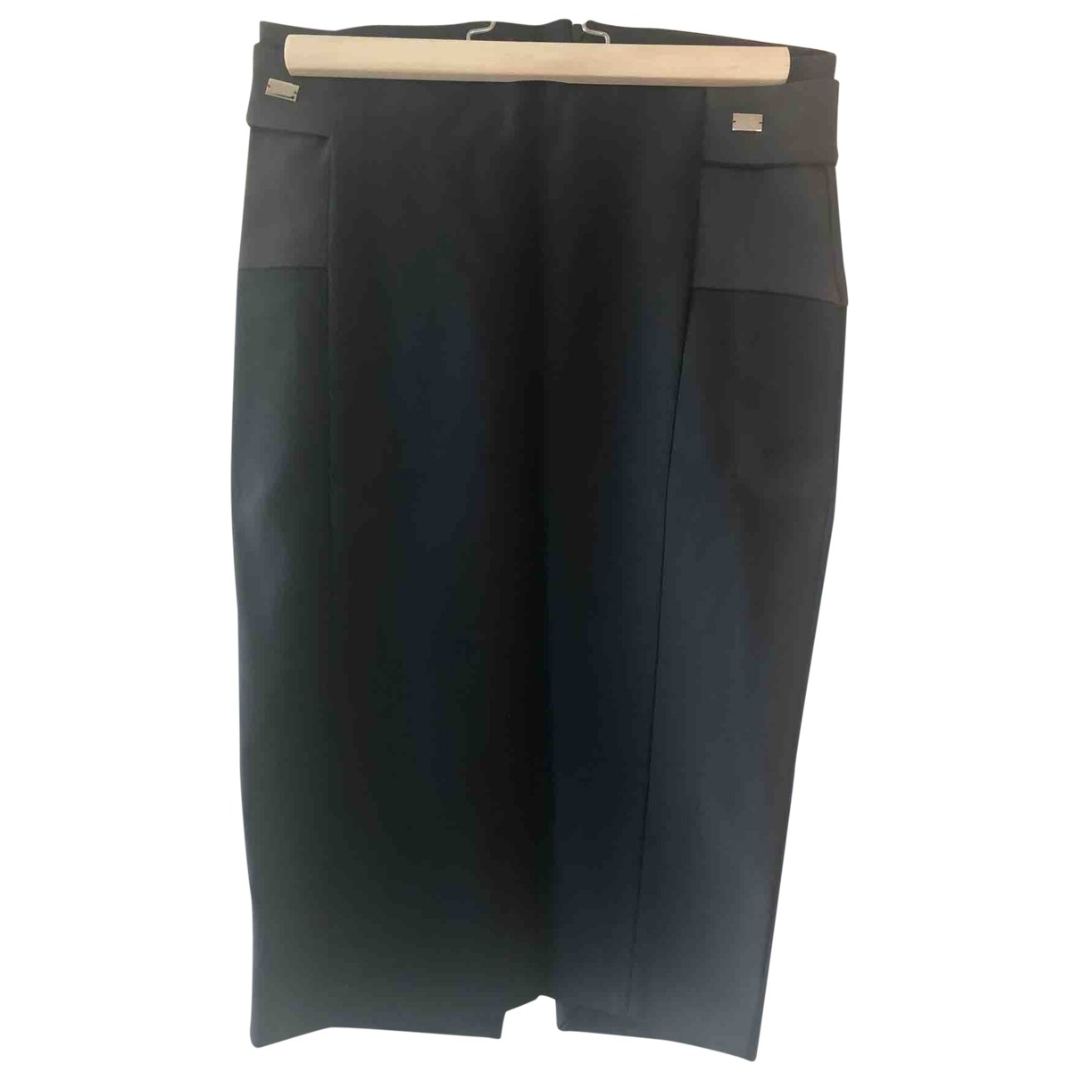 Elisabetta Franchi \N Blue skirt for Women 44 FR