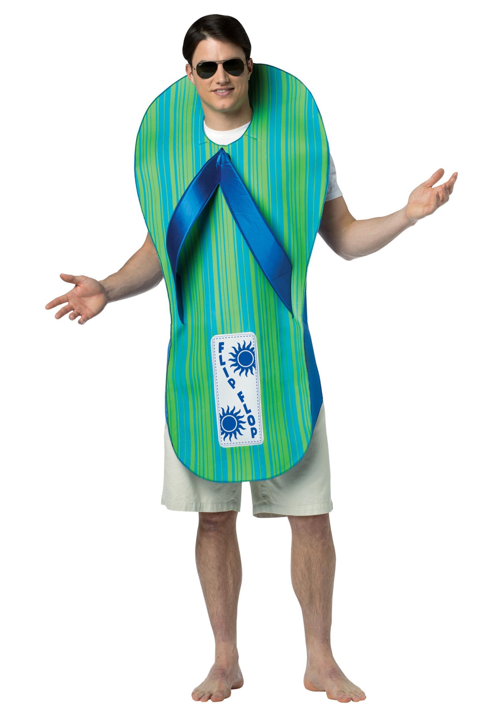 Flip Flop Adult Costume