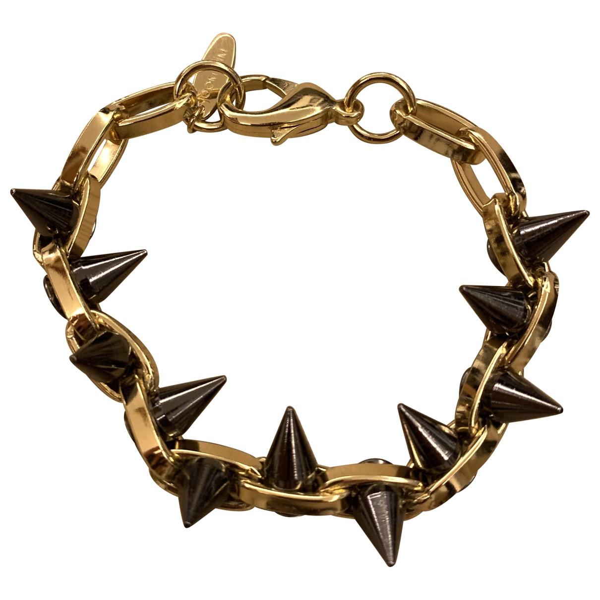 Joomi Lim - Bracelet   pour femme en metal - dore