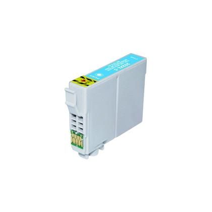 Compatible Epson 252 T252XL220 cartouche d'encre cyan haute capacite - boite-economique