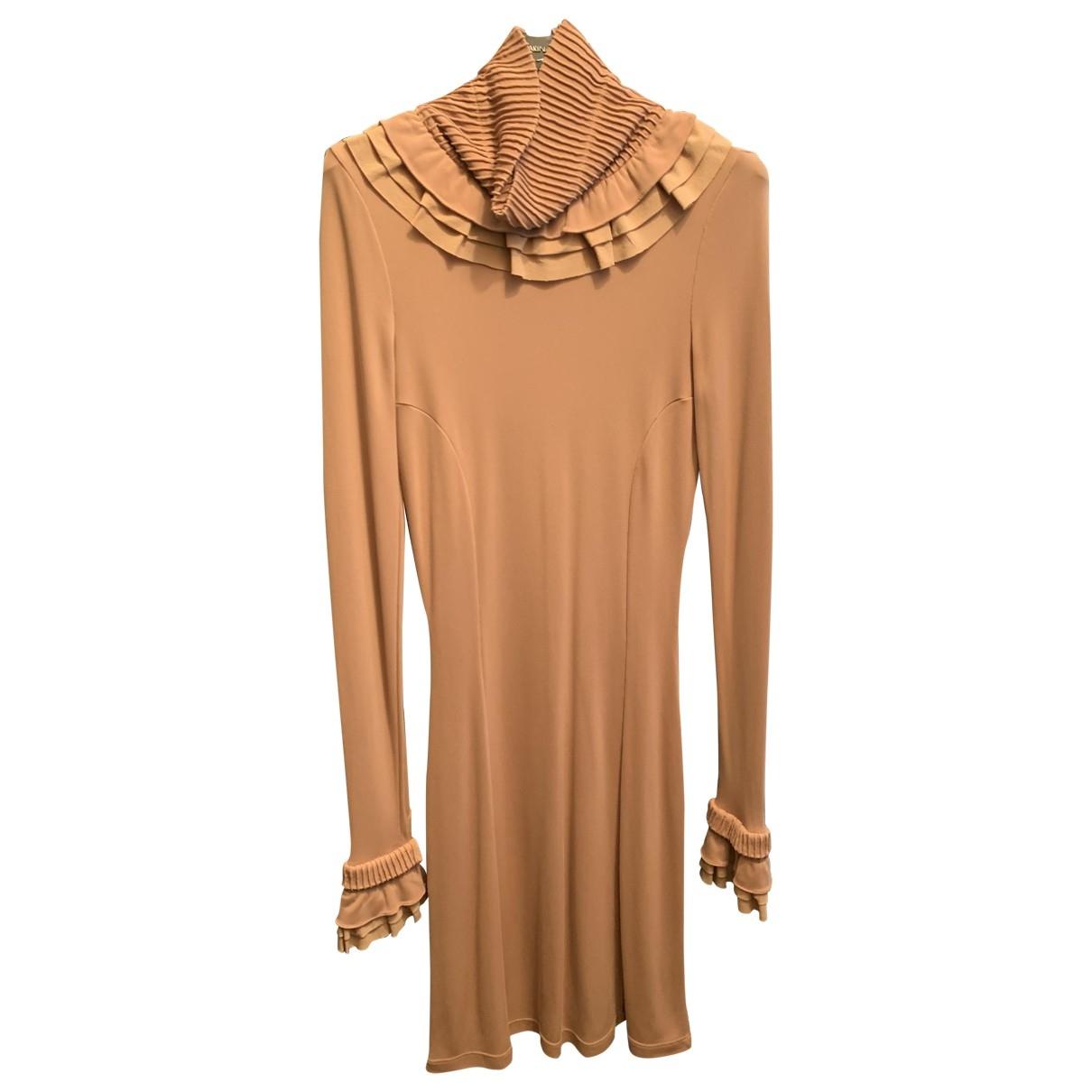 Fendi - Robe   pour femme - rose