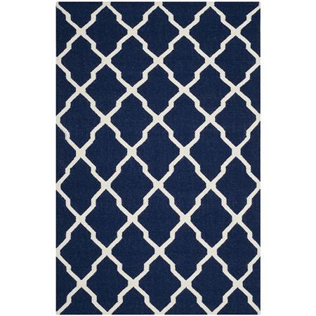 Safavieh Helena Hand Woven Flat Weave Area Rug, One Size , Blue
