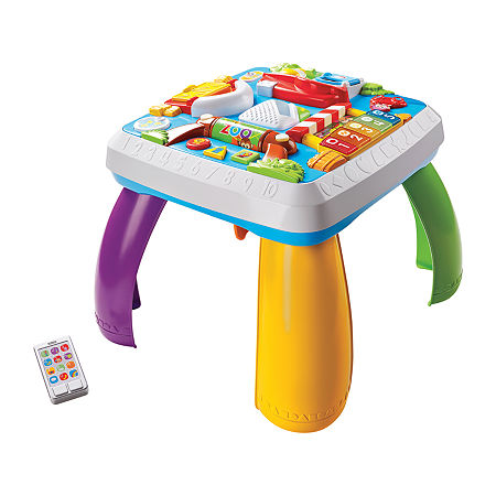 Fisher-Price Laugh & Learn Around the Town Learning Table, One Size , No Color Family