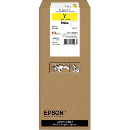 Epson R02L R02L420 pack dencre Durabrite Ultra originale jaune
