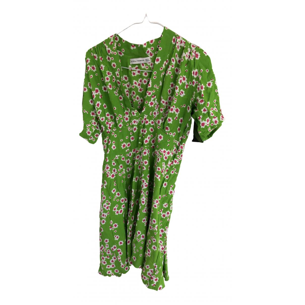 Faithfull The Brand - Robe   pour femme - vert