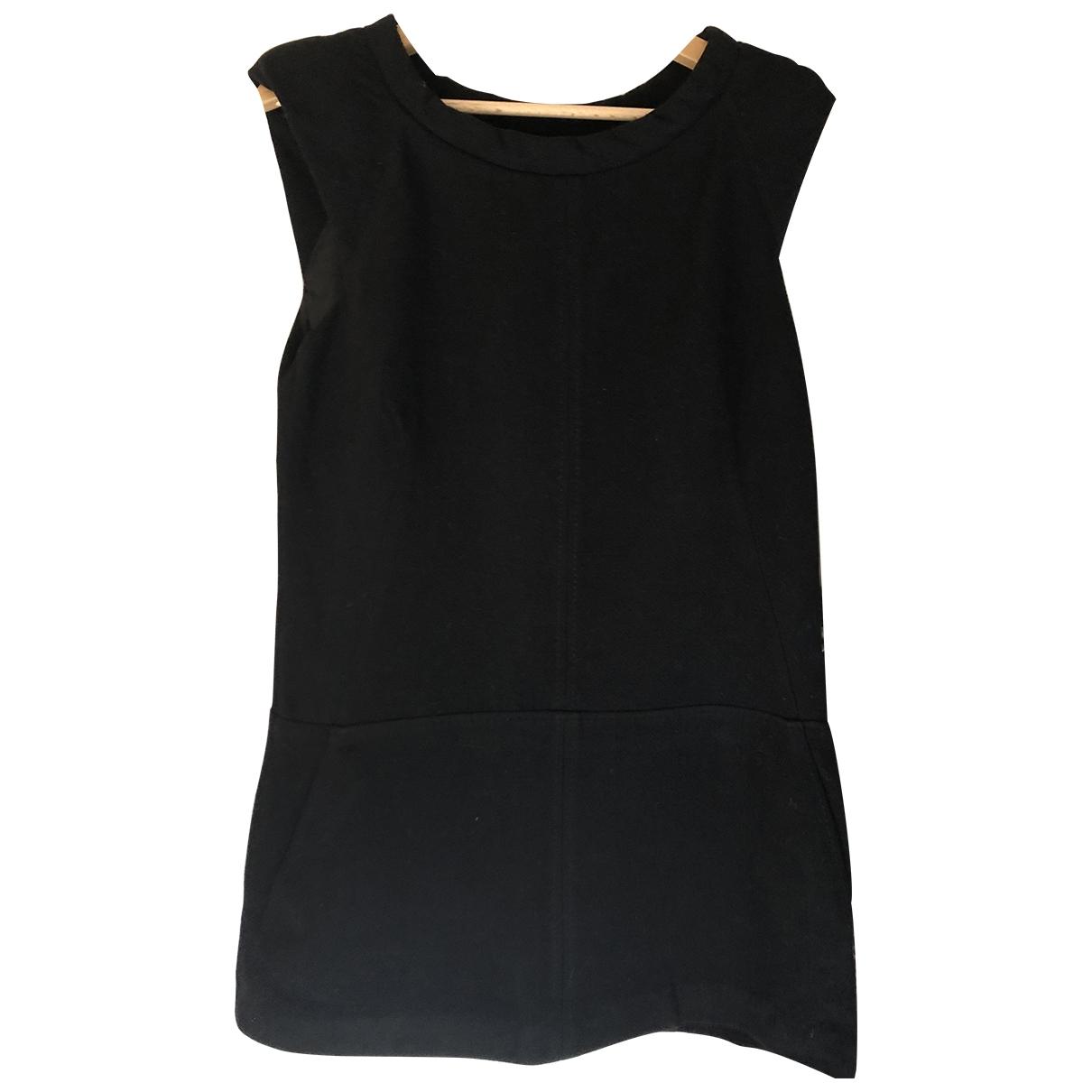 Comptoir Des Cotonniers - Robe   pour femme en laine - noir