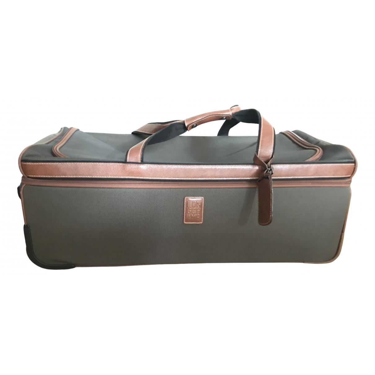 Longchamp - Voyages   pour lifestyle en autre - marron