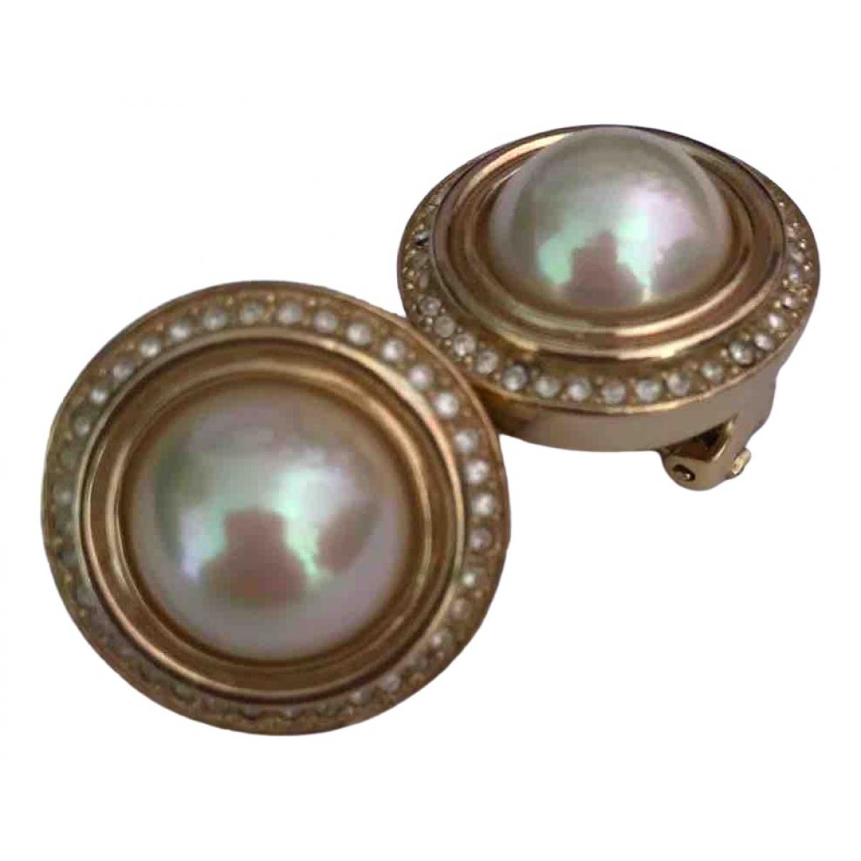 Pendientes Perles Dior