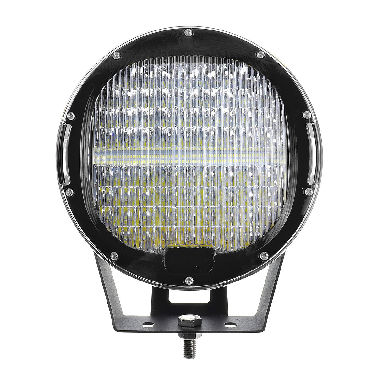 9 Inch 320W Round LED Work Light Spot Flood Combo Beam Driving Headlight for Off Road SUV ATV Truck