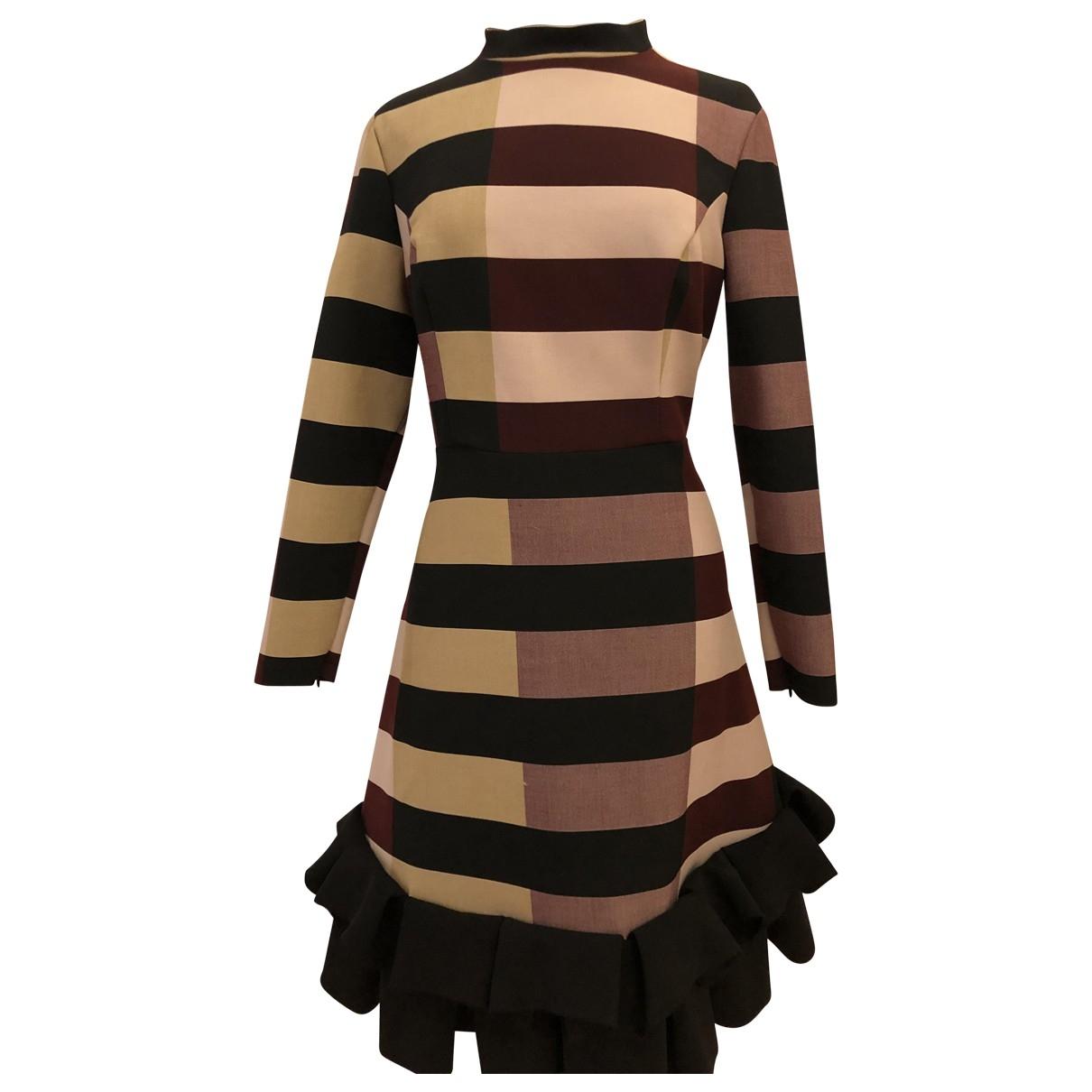 Asos \N Burgundy dress for Women 46 FR