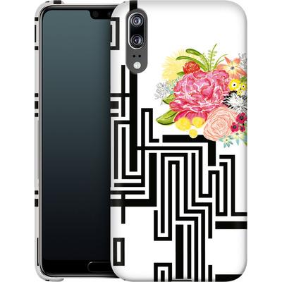 Huawei P20 Smartphone Huelle - Michi Garden von Khristian Howell
