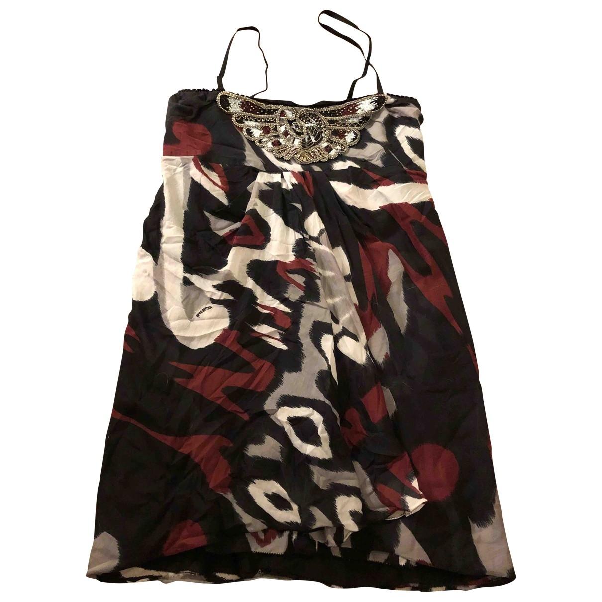 Pinko \N Multicolour Cotton  top for Women 46 IT
